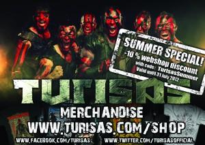 Turisas webshop summer special