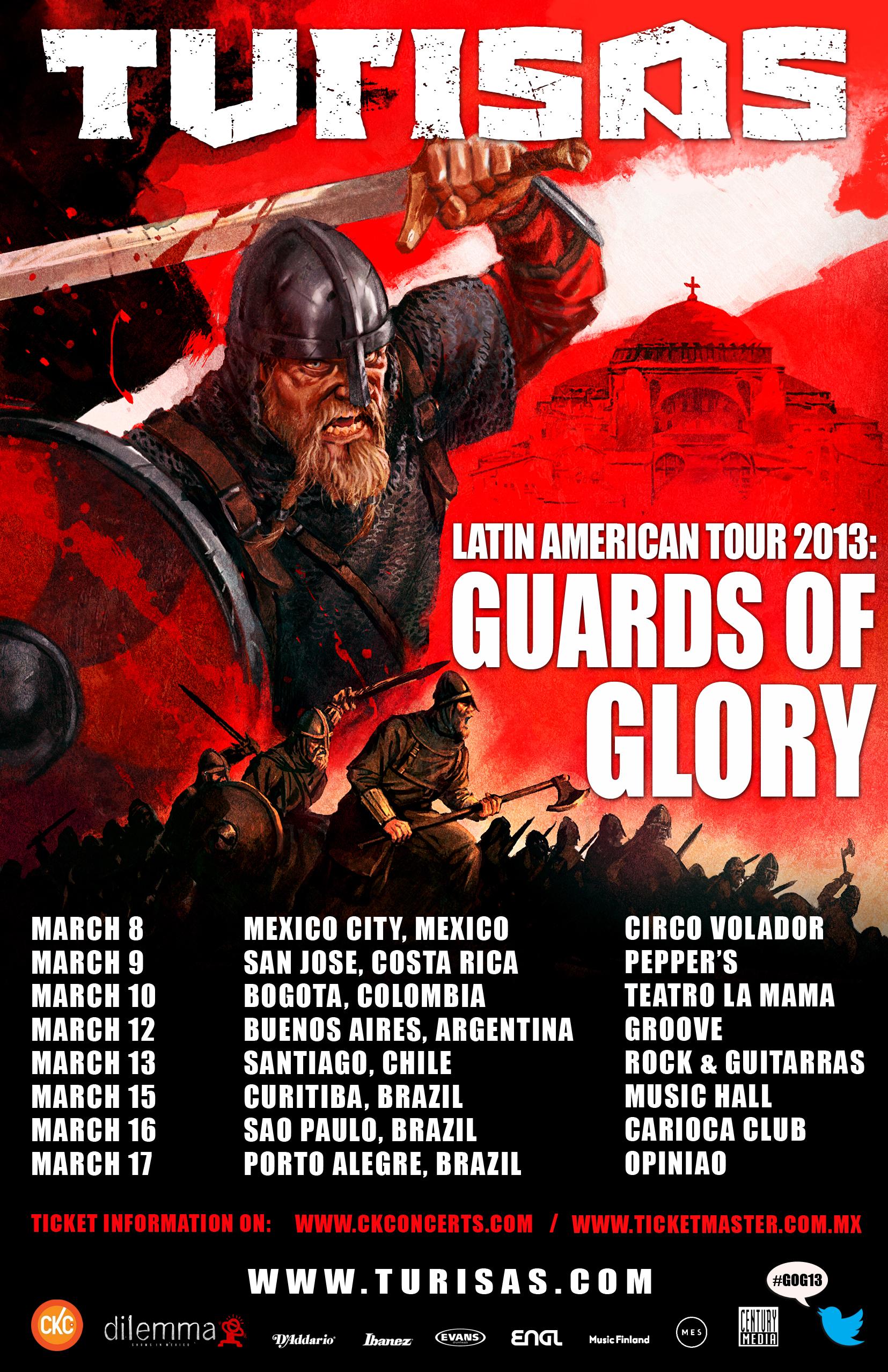 Latin American Dates