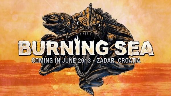 Burning Sea festival 2013