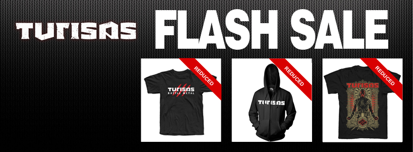 Turisas Flash sale