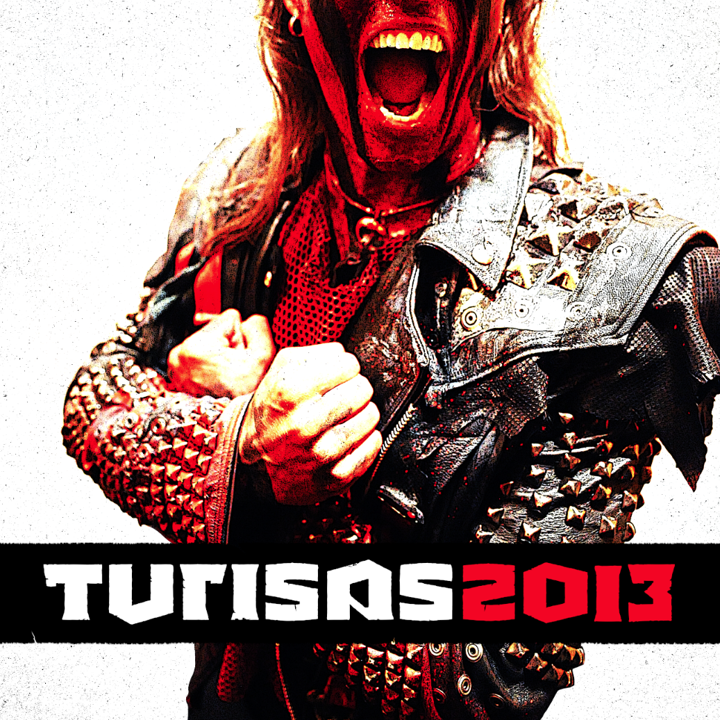 Turisas2013 new album cover