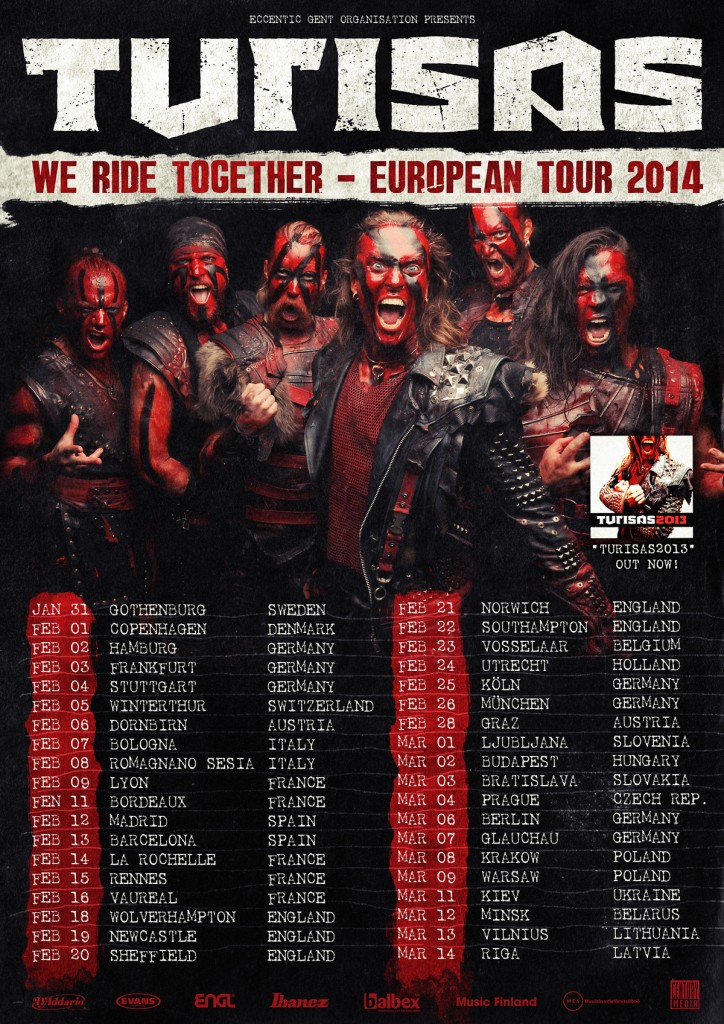 Turisas_We-Ride-Together-European-Tour-2014